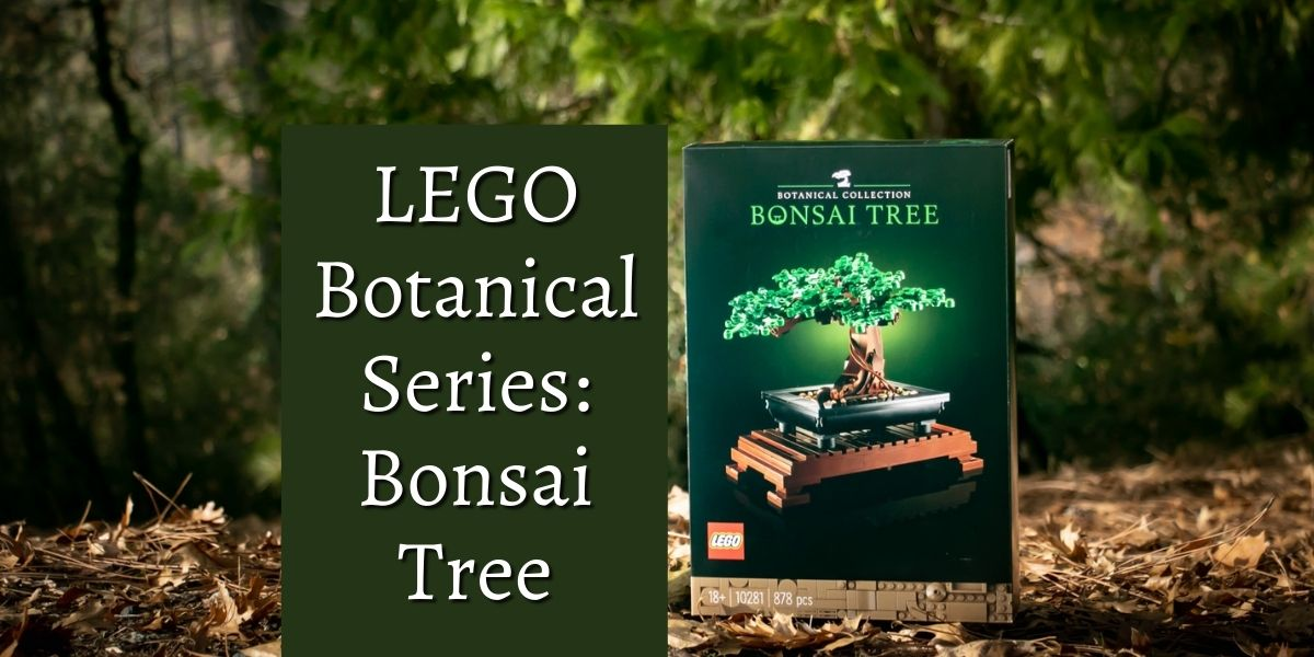 LEGO Bonsai Tree (10281): Home Decor or Toy Photography Diorama?