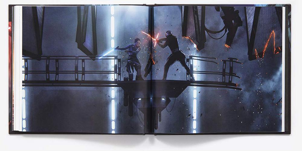The Art Of Starwars; Rise of Skywalker inside look.