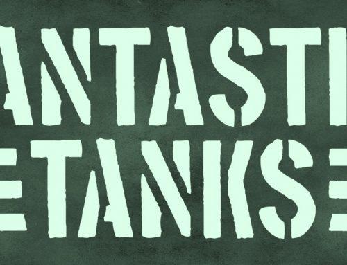Fantastic Tanks: Tiny War Machines Roll into Battle