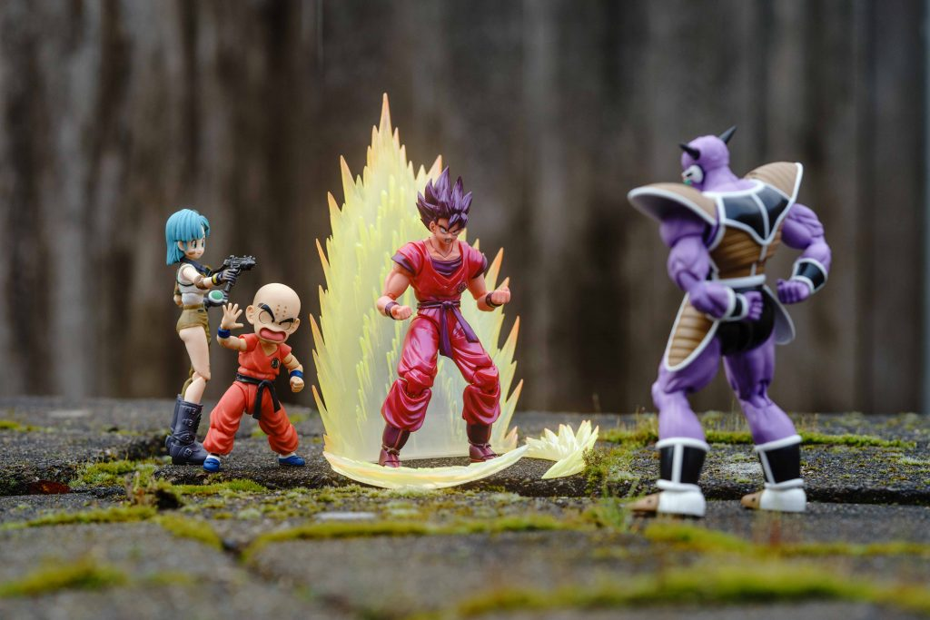 Dragonball Z Meetup Collaboration 1