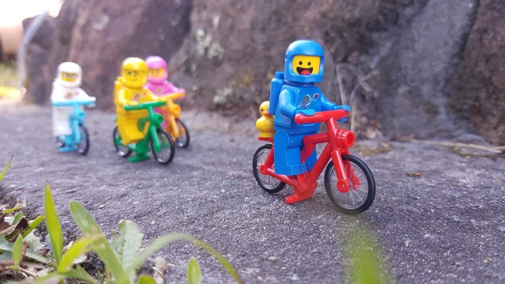 Six Ways to Save the Earth 6IN - Cycling