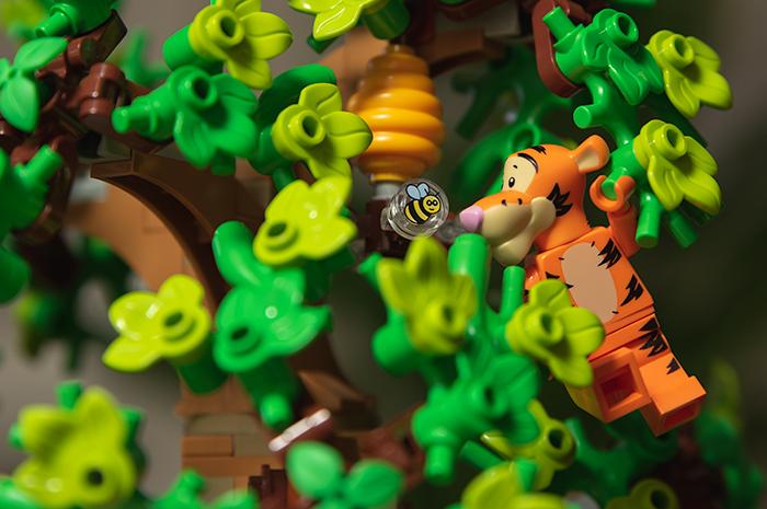 LEGO Winnie the Pooh set