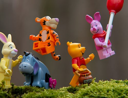 Review: LEGO Ideas Winnie the Pooh Set 21326