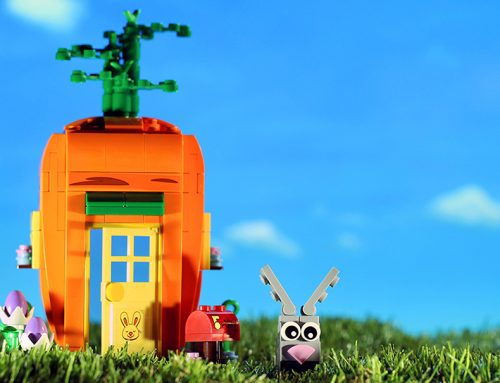 Review: LEGO Easter Bunny's Carrot House 40449
