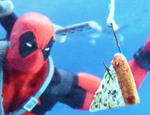 Nevermind: Deadpool and a Nostalgic '90s Classic