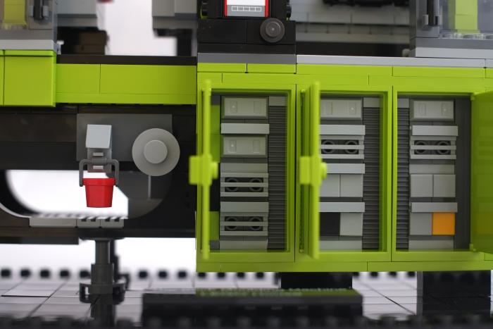 LEGO Moulding Machine model