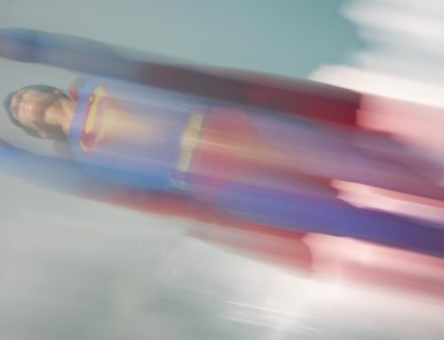 You'll Believe a Man Can Fly: How to Use Intentional Camera Movement