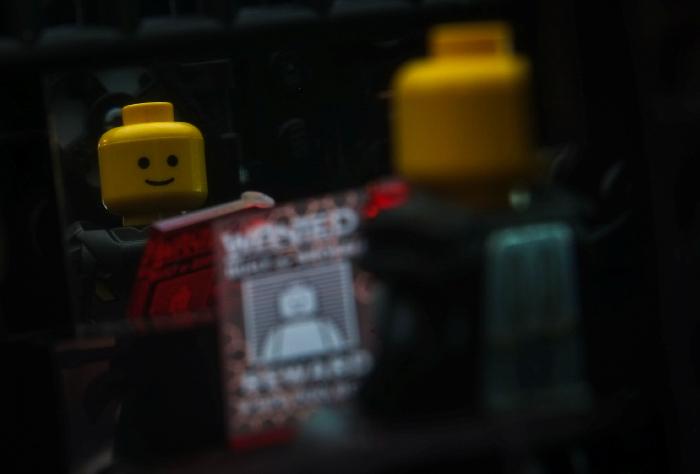 Lego bounty hunters minifigure