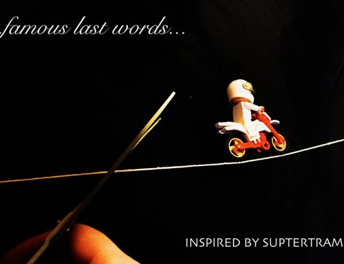 Famous Last Words: Supertramp Songs Inspire Six Toy Pics