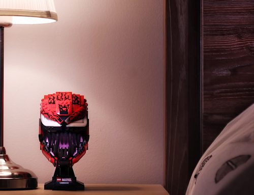 LEGO Carnage Bust Review: Let There Be Carnage!