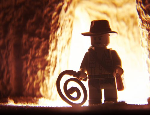 Get Packing: Enhance Your Toy Photos with Everyday Materials
