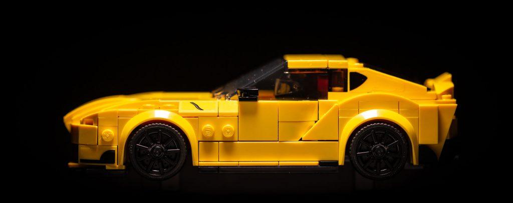 LEGO Speed Champions, 76901 Toyota GR Supra