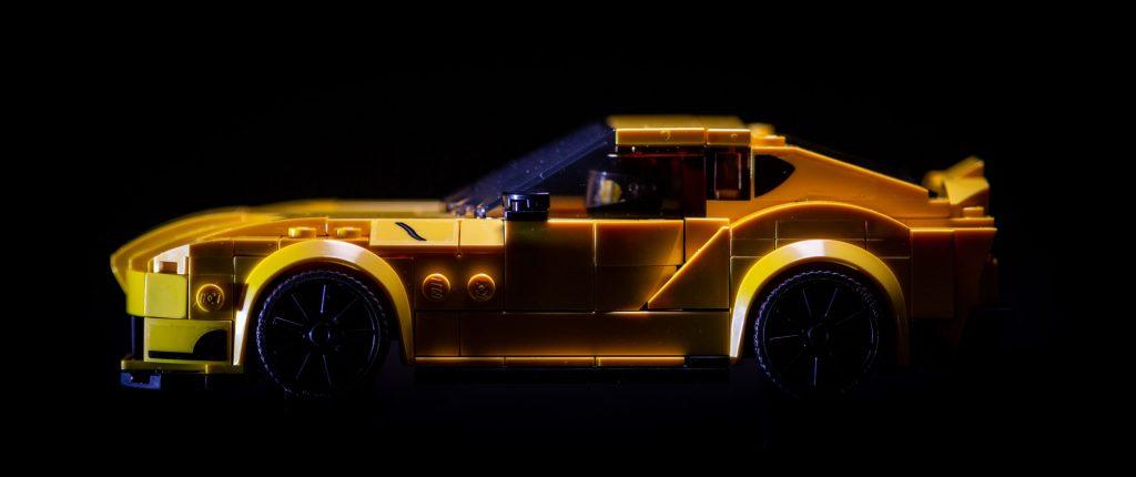 76901 Toyota GR Supra, LEGO Speed Champions