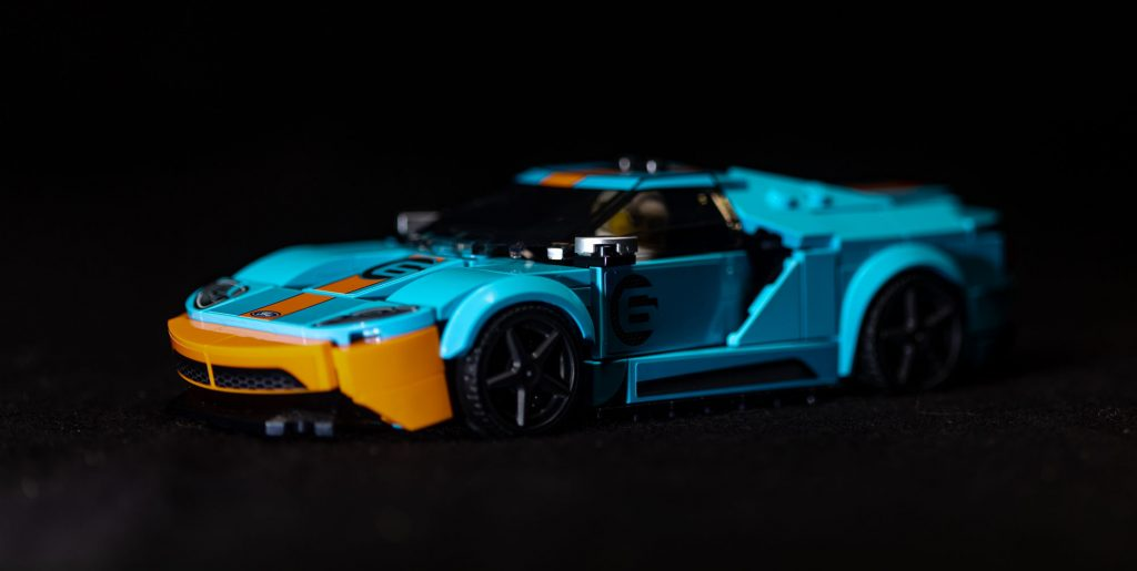 LEGO Speed Champions, 76905 Ford GT Heritage Edition