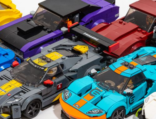 LEGO 2021 Speed Champions: A Comparative Review