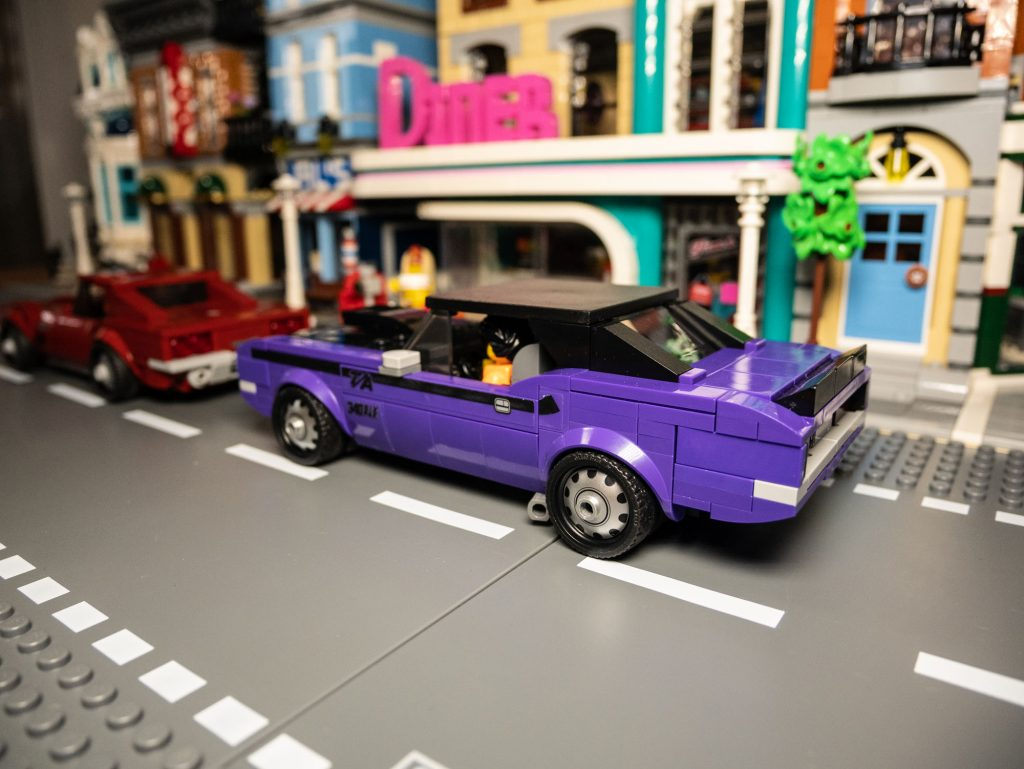 76904 1970 Dodge Challenger T/A, LEGO Speed Champions