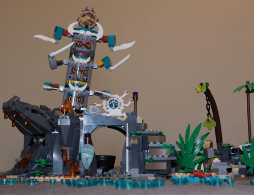 Review: LEGO Ninjago the Keepers' Village Set 71747