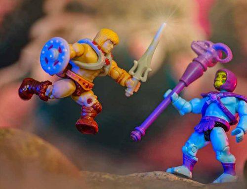 Mega Construx He-Man: Masters of the Universe