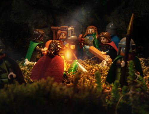 A LEGO Vikings Adventure in Six Images