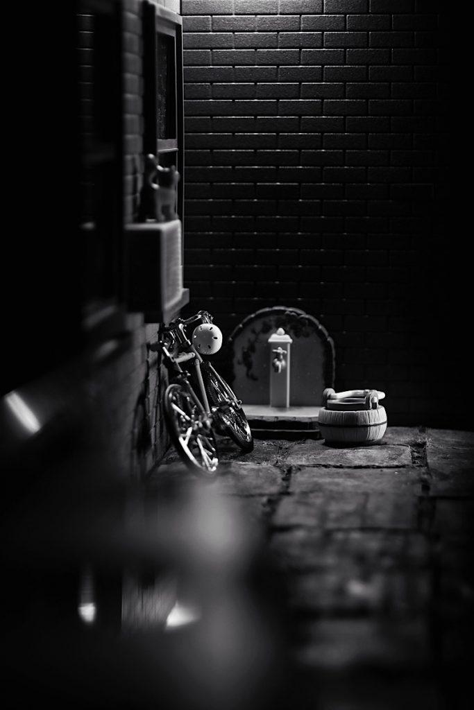 Janan- framing street corner stories