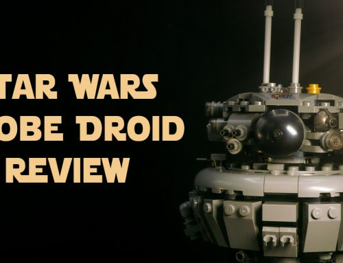 LEGO Star Wars Imperial Probe Droid (75306) Review