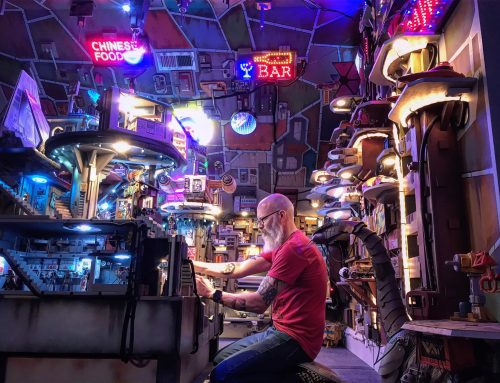 Podcast: Talking Toys with Chris Shaylor aka @empiretoyworks