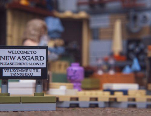 The Big Thorowski: LEGO Bro Thor's New Asgard (76200) Review