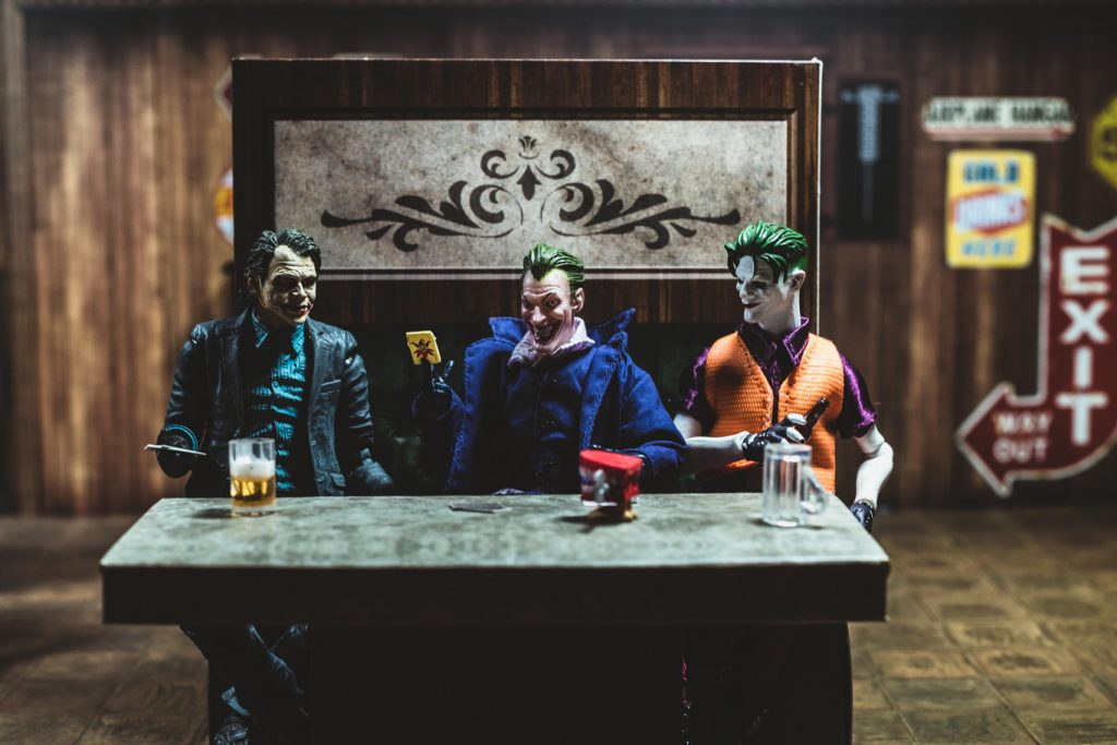 Night of the Jokers 5 by Herdstar