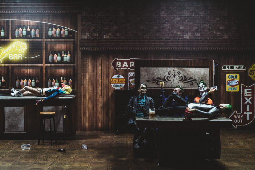 Night of the Jokers 6 by Herdstar