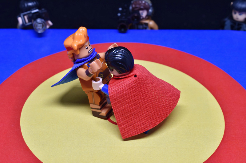 Toy Summer Olympics 2 6IN - day 13 - greco-roman wrestling - Tao Liao