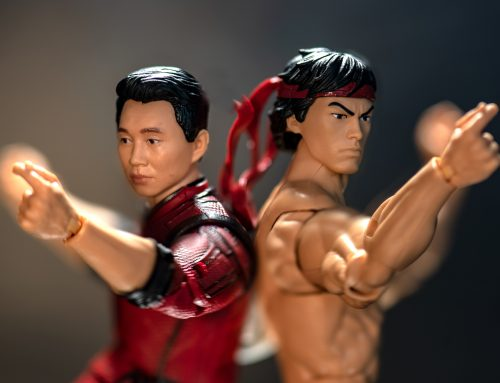 Practicing Kung Fu with Marvel's Shang-Chi