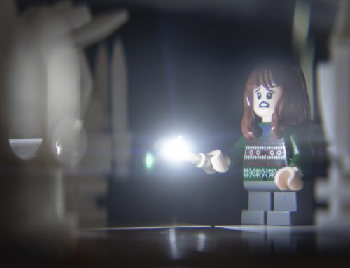 The Queen's Gambit: LEGO Harry Potter Wizard's Chess Brought to Life