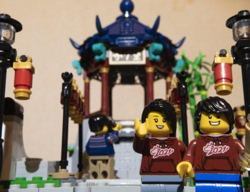 Spring Lantern Festival: LEGO Set 80107 Review