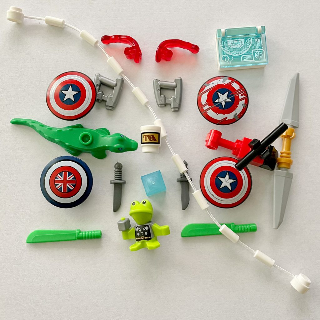 Marvel CMF Acessories