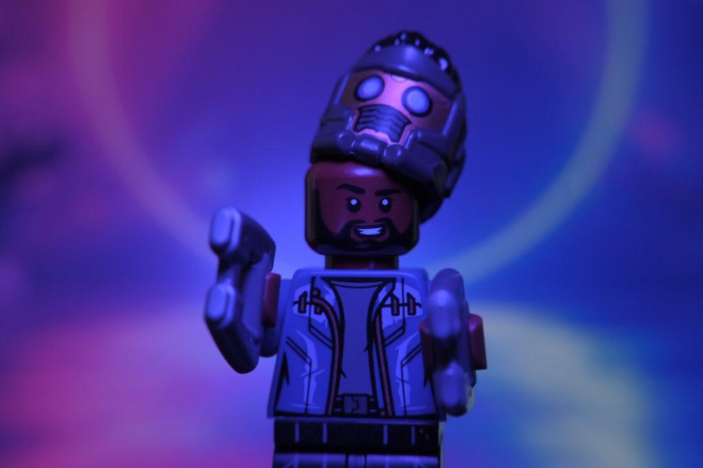 Star Lord - T'challa