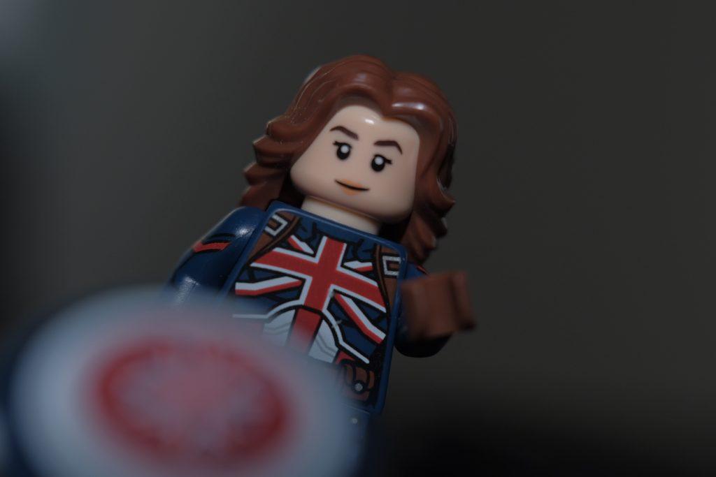 Hermione as Captain Granger