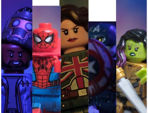 Toy Photographers Podcast: LEGO (71013) Marvel CMF