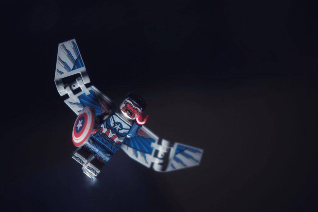 thefalcon-Captain America
