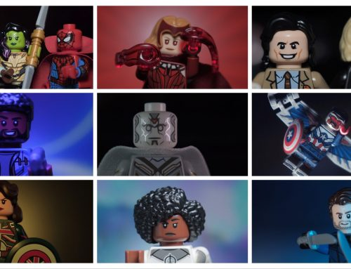 Meet the Marvel Studios LEGO Minifigures 71031 and Feel Guide