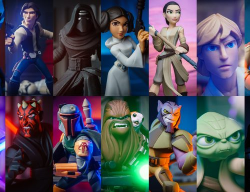 Disney Infinity: Breathing New Life into 'Toys-to-Life' with Toy Photography
