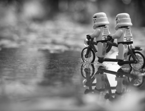 Toy Photographers Podcast : Back to Monochrome