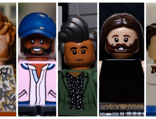 Review: The Fab 5 Loft (Queer Eye Apartment) LEGO Set 10291
