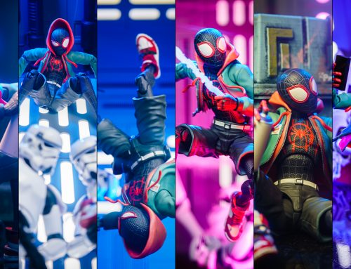 Into The Extended Spider-Verse