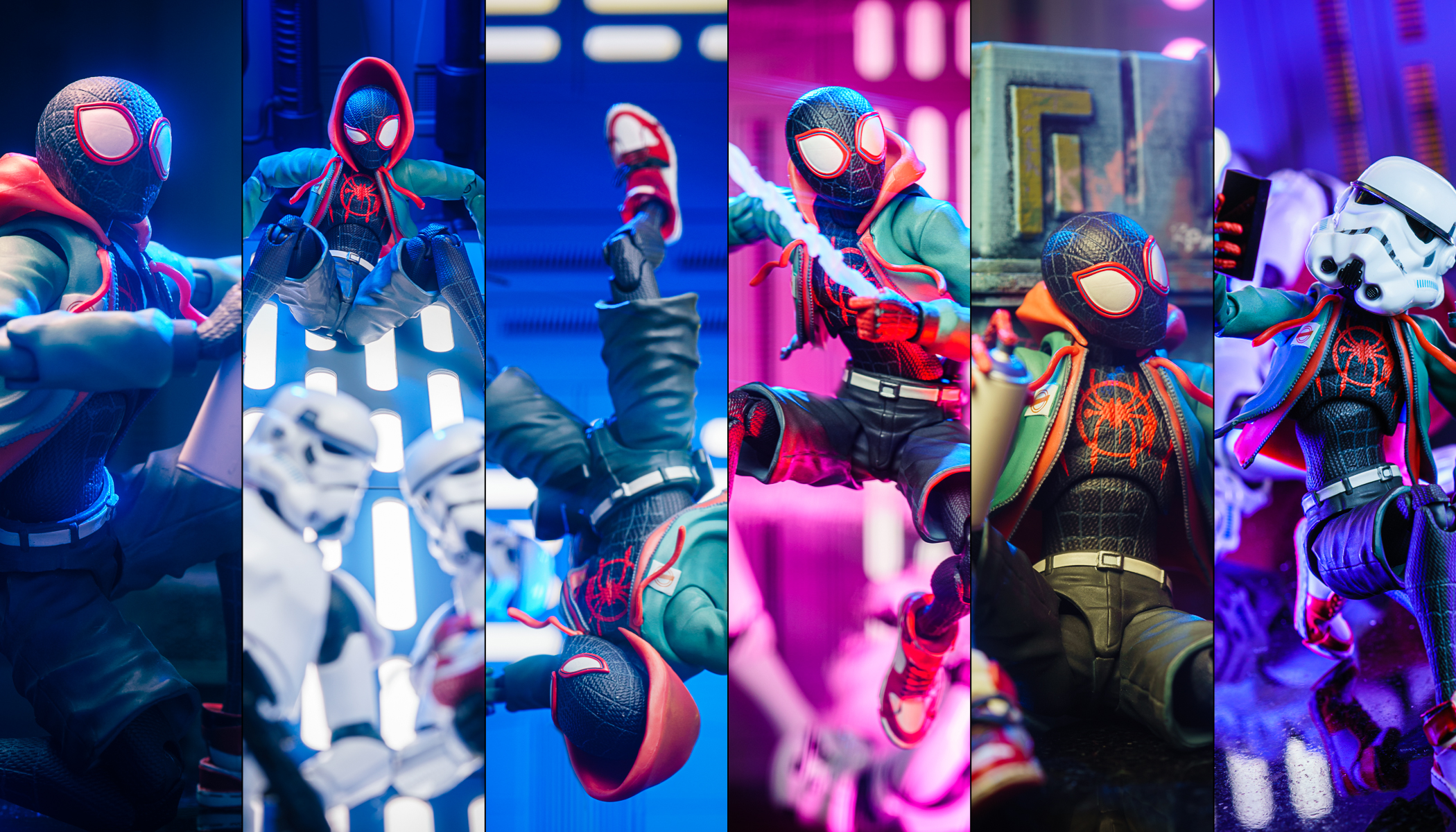 6IN - Into the Spider-Verse