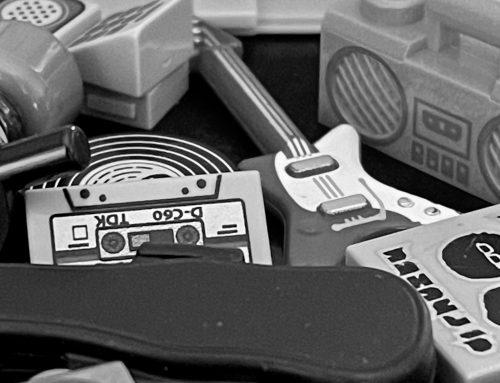 Toy Photographers Podcast: Music & Lyrics Photo Challenge