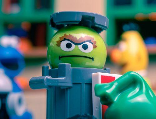 LEGO 123 Sesame Street (21324) Set Review