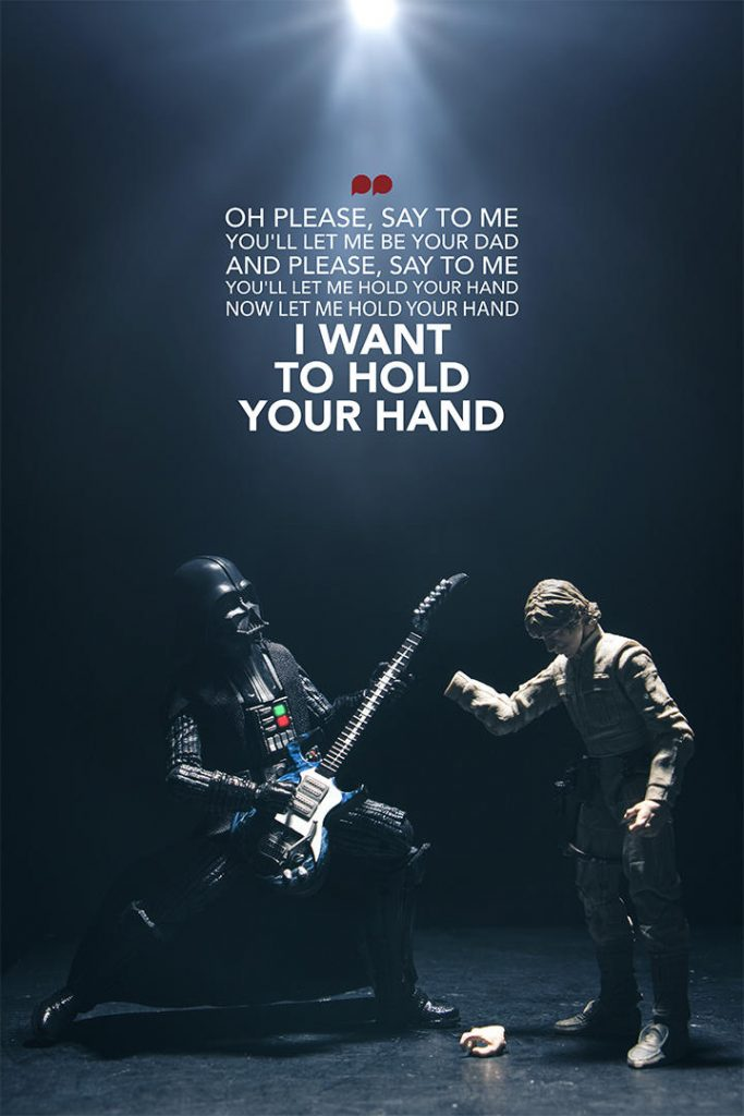 I Want To Hold Your Hand - zekezackzoom
