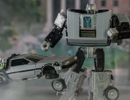 Back to the Future Transformers Crossover: Gigawatt Toy Photographers Review